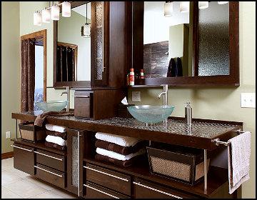 Bathroom Cabinets in Crystal River, Bathroom Remodeling, Bathroom ...