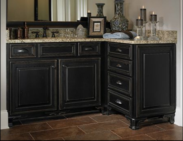 bathroom cabinets in crystal river, bathroom remodeling, bathroom, Bathroom decor